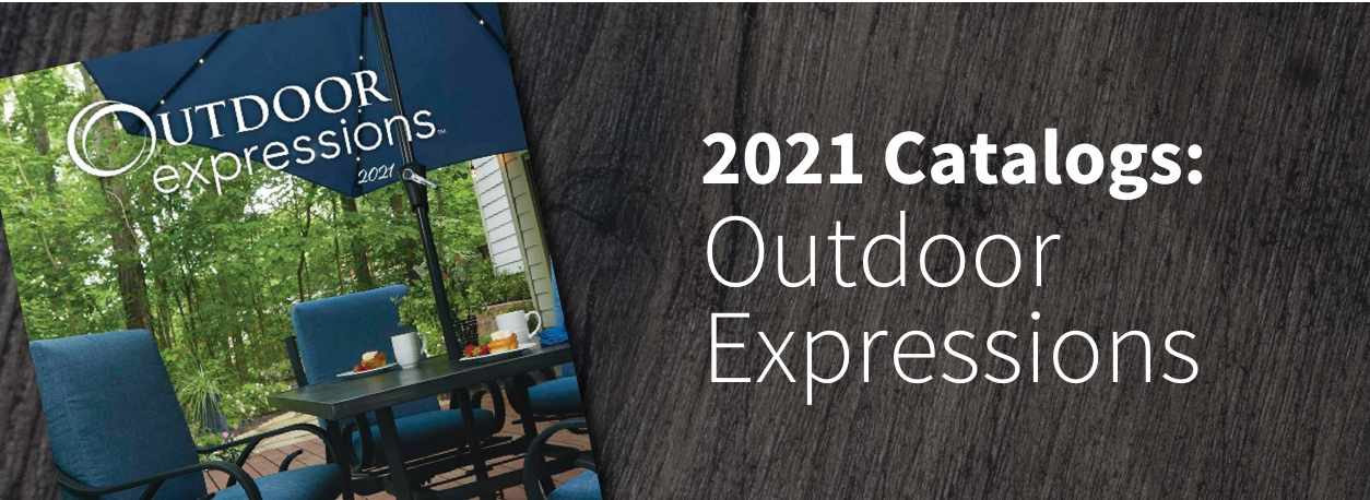 Outdoor Expressions Catalog