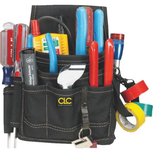 CLC 9-Pocket Electrical and Maintenance Tool Pouch