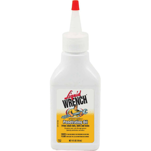 Liquid Wrench 4 Oz. Liquid No. 1 Penetrant