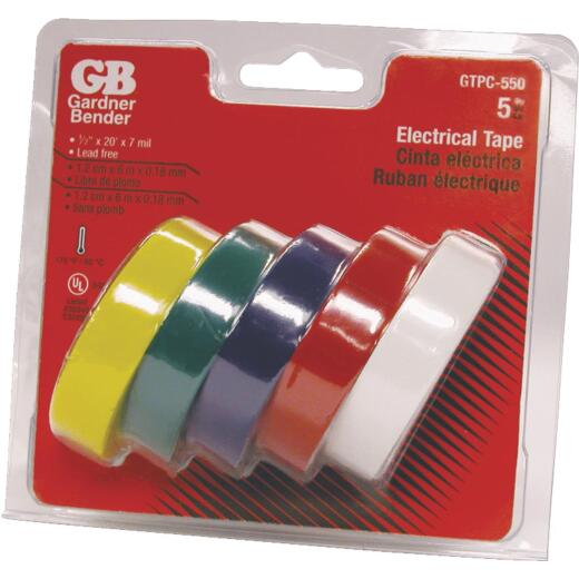 Gardner Bender General Purpose 1/2 In. x 20 Ft. Electrical Tape