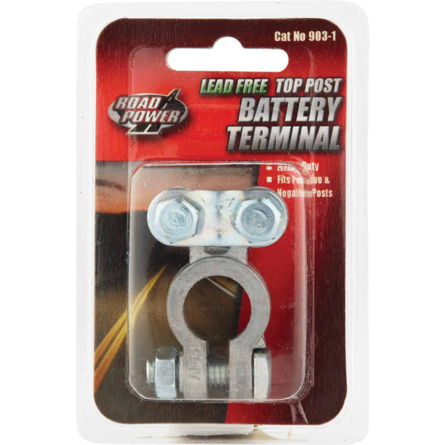 Road Power Lead-Free Top Post Battery Terminal Image 2