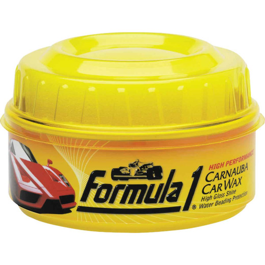 Formula 1 12 Oz. Carnauba Paste Car Wax