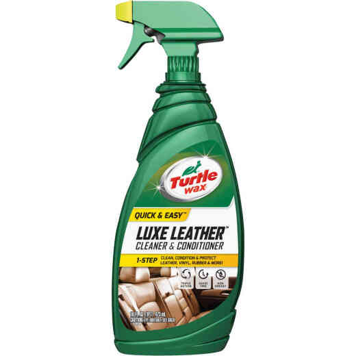 Turtle Wax Luxe Leather 16 Oz.Trigger Spray Leather Cleaner