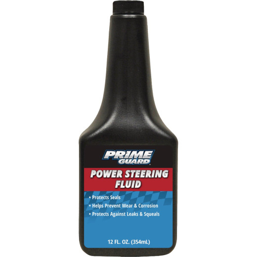 Prime Guard 12 Oz. Power Steering Fluid