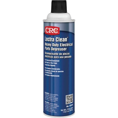 CRC Lectra Clean 19 Oz. Aerosol Heavy-Duty Electrical Degreaser