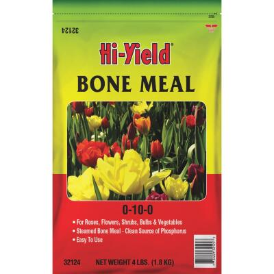 Hi-Yield 4 Lb. 0-10-0 Bone Meal