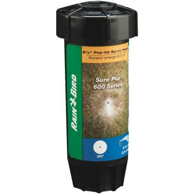 Rain Bird 2.5 In. Full Circle Pop-Up Head Sprinkler