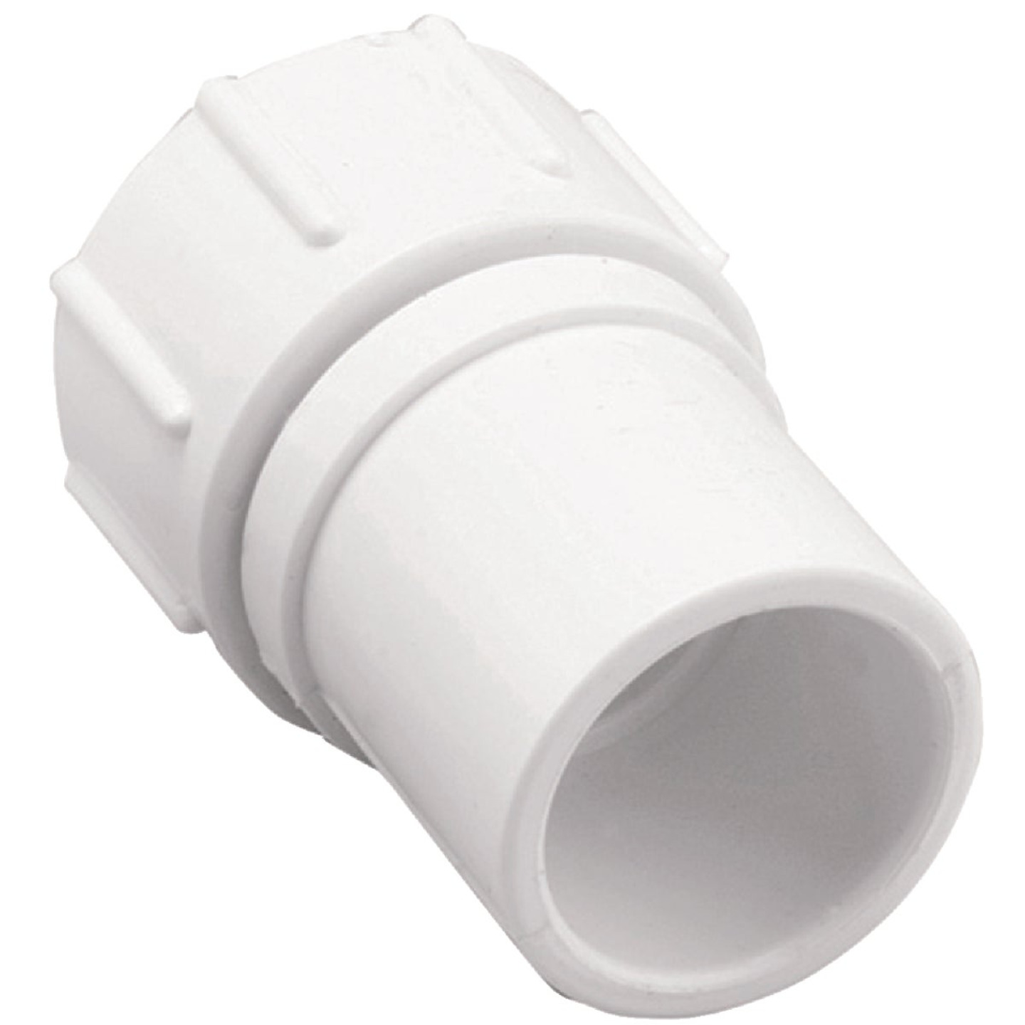Orbit 1/2 In. PVC Swivel Hose Adapter Image 1