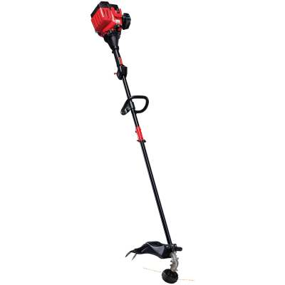 Troy-Bilt TB252S 25cc 2-Cycle 17 In. Straight Shaft Gas Trimmer