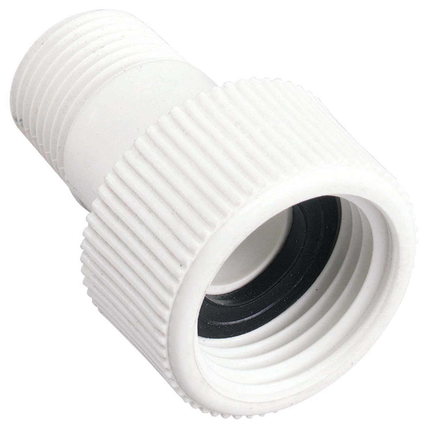 Orbit 1/2 In. MPT x 3/4 In. FHT PVC Hose Adapter Image 1