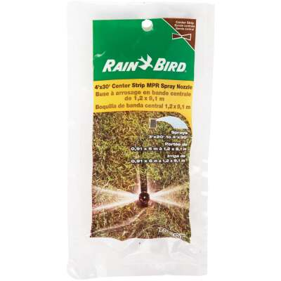 Rain Bird Center Strip Plastic Spray Head Nozzle